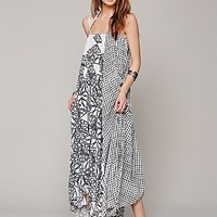 Free People Womens FP ONE Blue Ivy Maxi