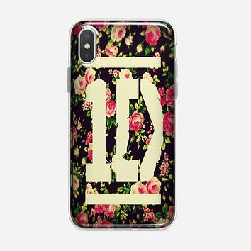 1D One Direction Case iPhone X Case