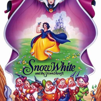 Snow White and the Seven Dwarfs 11x17 Movie Poster (1992)