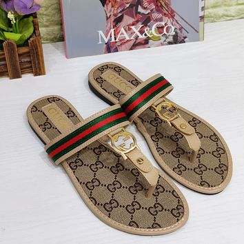 GG Women's Slippers Shoes