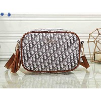DIOR fashion casual shopping bag is a hot seller with small printed shoulder bag #3