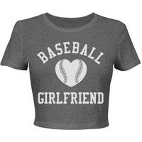 Baseball Girlfriend Crop: This Mom Means Business