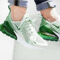 NIKE Air Max 270 Women men air cushion sneakers Shoes