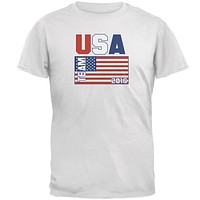 Summer Olympics Team USA Mens T Shirt