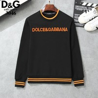 New D&G Dolce& Gabbana Men Fashion Casual sweater