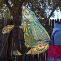 Large Wispy Butterfly Iridescent Fairy Wings