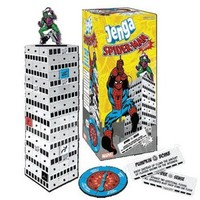 Spider-Man Jenga -  Marvel Comic Products Games