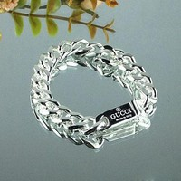 8DESS Gucci Woman Accessories Fine Jewelry Chain Bracelet