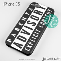 parental advisory Phone case for iPhone 4/4s/5/5c/5s/6/6 plus