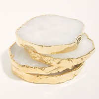 Crystal Coasters