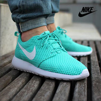 Nike Roshe Run One Running Shoes Men Women 2016 High Quality Authentic Sneakers Cheap Walking RosheRun Hot Sale Sports Shoes Size 36-44