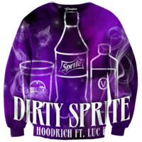 Midnight Sprite Crewneck