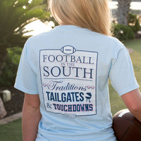 Football in the South - SS Pocket