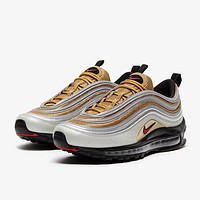 Nike Air Max 97 silver gold red BV0306-001 36-45