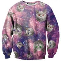 Breaking Rocks Clothing | Sweaters | Evil Cats In Space