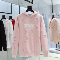 cc spbest Givenchy Pink Classic Hoodies