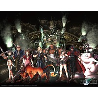 Final Fantasy 7 - 500 Piece Puzzle (Pre-order)