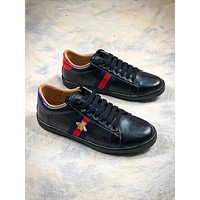 GUCCI Ace Embroidered Low Top Sneaker #4