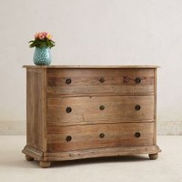 Handcarved Luca Dresser by Anthropologie Neutral One Size Furniture