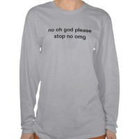 Women's Hanes Nano Long Sleeve T-Shirt, White from Zazzle.com
