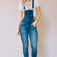 Keisha Overalls - small sizes only