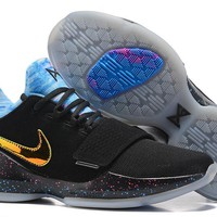 Nike Zoom Paul George PG 1 Classic Game Basketball Shoes