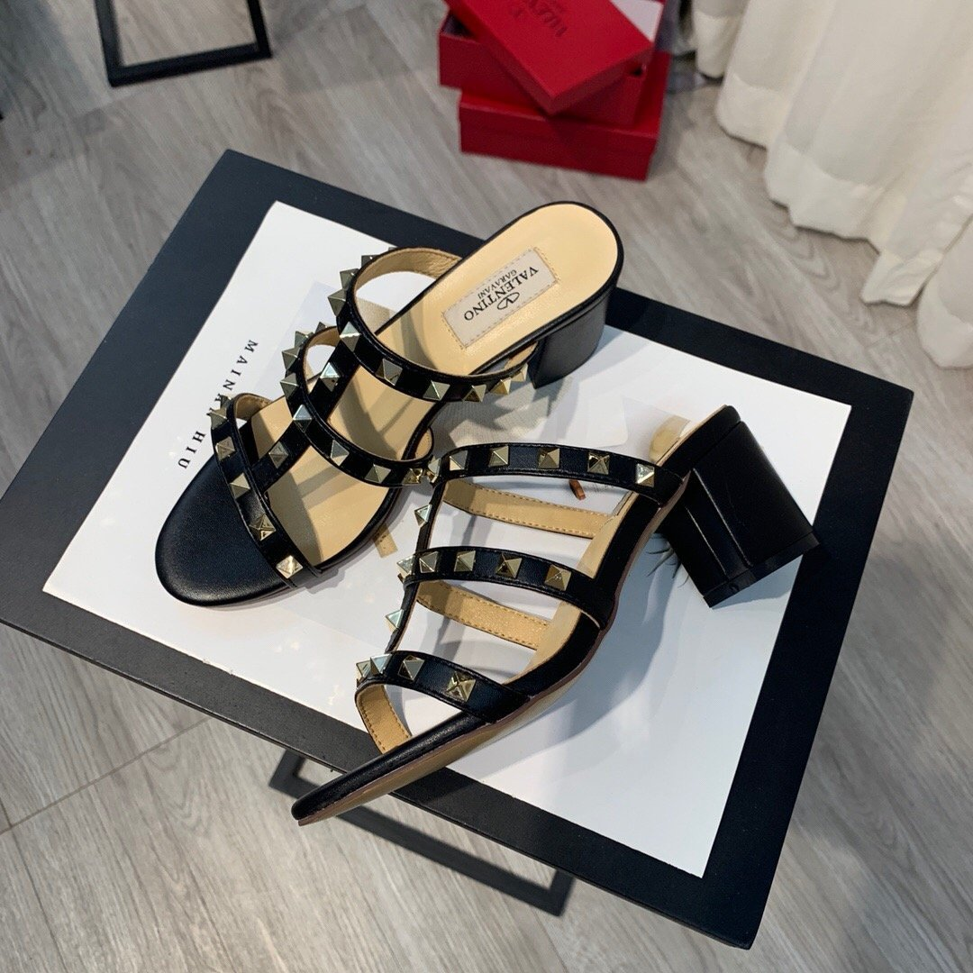 Image of Valentino Willow nail slippers