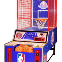 NBA Hoop Troop Basketball Arcade