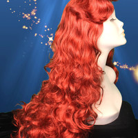 Fantasy Ariel wig LIMITED TIME SALE!!!