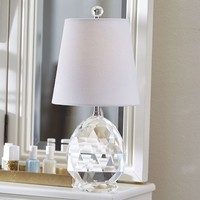 Amelia Crystal Table Lamp