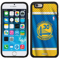 Stephen Curry - Road Jersey Front design on iPhone 6 / 6s Guardian Case | Coveroo