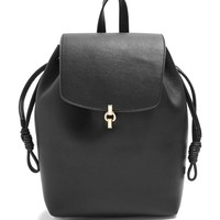 Topshop Lucy Metal Tab Backpack | Nordstrom