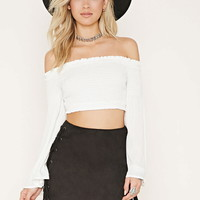 Rise Of Dawn Crop Top   Forever 21 - 2000169968