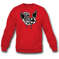 Stay Fresh Sweatshirt Crewneck