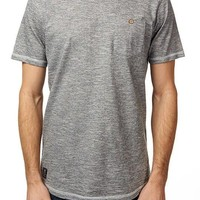 Andy  Long Curved Tee