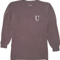Brick Red Long Sleeve Tee (2XL Only)