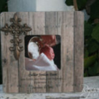 PIcture frames baptism gifts photo frames christening gifts personalized frames personalized photo gifts faith gifts religious gifts