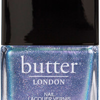 Knackered Nail Lacquer: Duochrome Glitter Nail Polish : butter LONDON