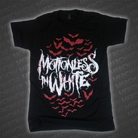 Red Bats Black : FEAR : Motionless In White