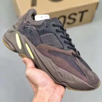 HCXX 19Sep 778 Adidas Yeezy Boost 700 Mauve EE9614 Casual Sneaker Fashion Low Running Shoes