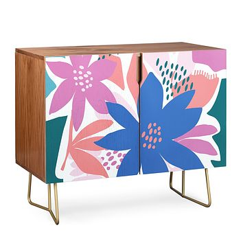 Zoe Wodarz Afternoon Bloom Credenza