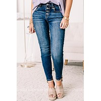 Allison Renea Ankle Skinny Jeans