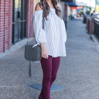 Southern Inspirations Top, White
