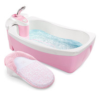 Summer Infant Lil Luxuries Whirlpool Spa & Shower - Pink