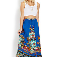 Well Traveled Maxi Skirt