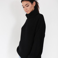 Jett Knit Turtleneck