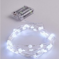 Clear Glowing Daisy Led Lights