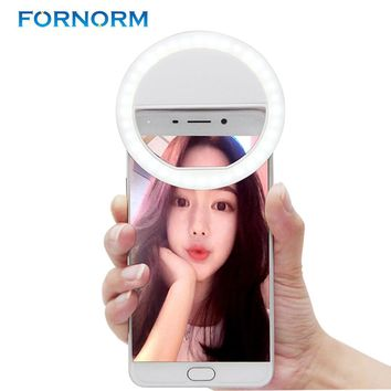Universal Mobile Phone Selfie Light