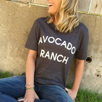 Avocado Ranch Tee