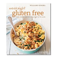 Williams Sonoma Weeknight Gluten-Free Cookbook